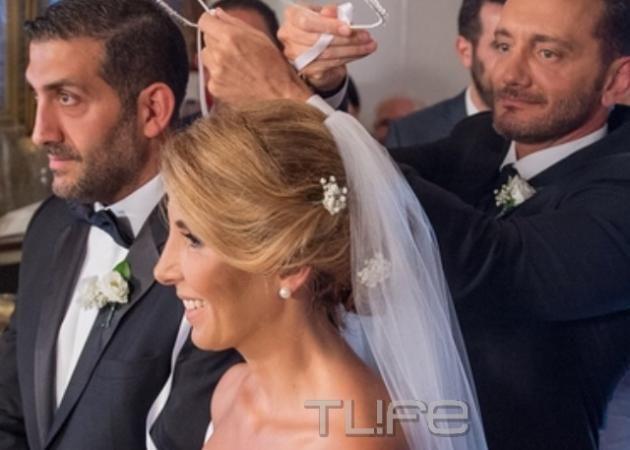 Χρήστος Μενιδιάτης: Κουμπάρος στο γάμο φίλων του στο Λαγονήσι! Φωτογραφίες