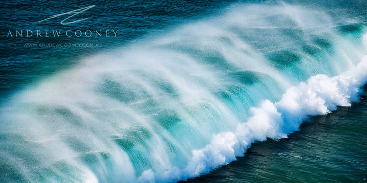 Beautiful Wave at North Avoca on the NSW Central Coast. Image - Andrew Cooney