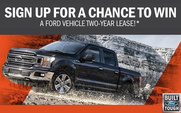 Www Chancetowinaford Com Grab Your Chance To Drive Your Choice Of