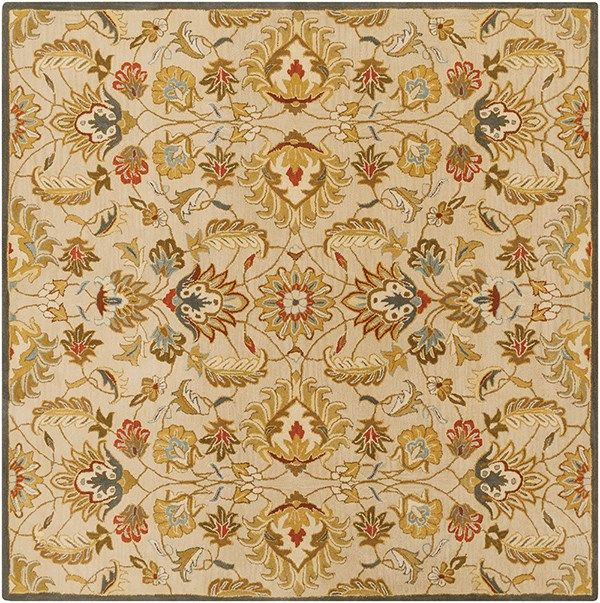 Surya Caesar CAE 1118 Rugs | Rugs Direct   SQUARE Rug For The FR