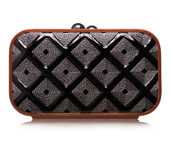 KATRIN LANGER clutches (handmade in Plauen, the small German town my family comes from!)