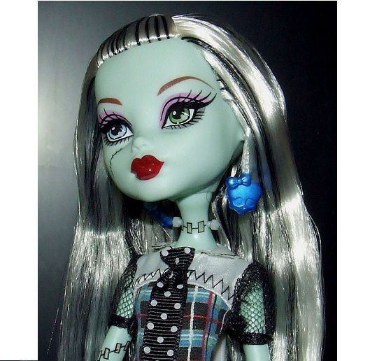 The Monster High Characters - Complete Doll List
