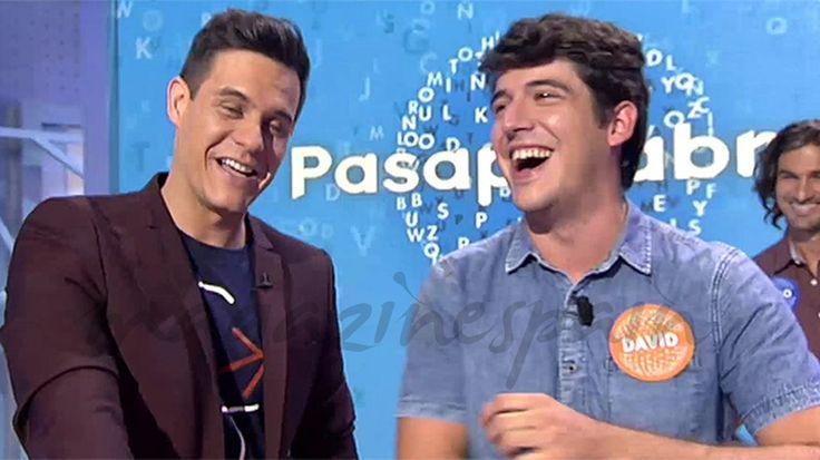 """David Leo gana el bote más alto de """"Pasapalabra"""": 1.866.000 euros"""