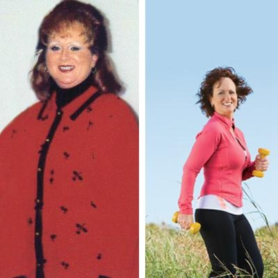 Brenda Willis inspiring 140 pound before and after weight loss photos.  Her tip is to wear your pedometer for #motivation .  Shape Magazine