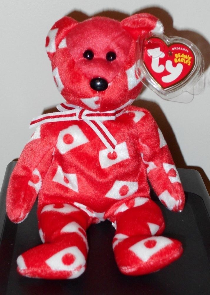 2e2d57eb32d Ty Beanie Baby ~ HIKARI the Bear ~ Japan Exclusive ~ MINT with MINT TAGS