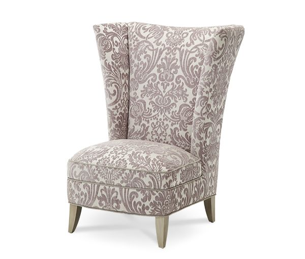 group 1 opt 1 high back chairoverture michael amini furniture designs - High Back Living Room Chairs