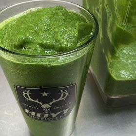 Joe Rogan's Updated Hulk Loads Kale Shake Recipe