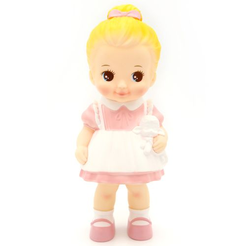 """Paper doll mate Rubber doll """"I am Julie."""" by afrocat"""