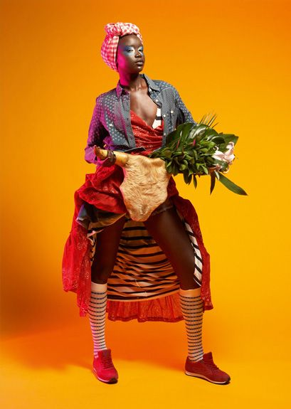 Namsa Leuba / Look in Art