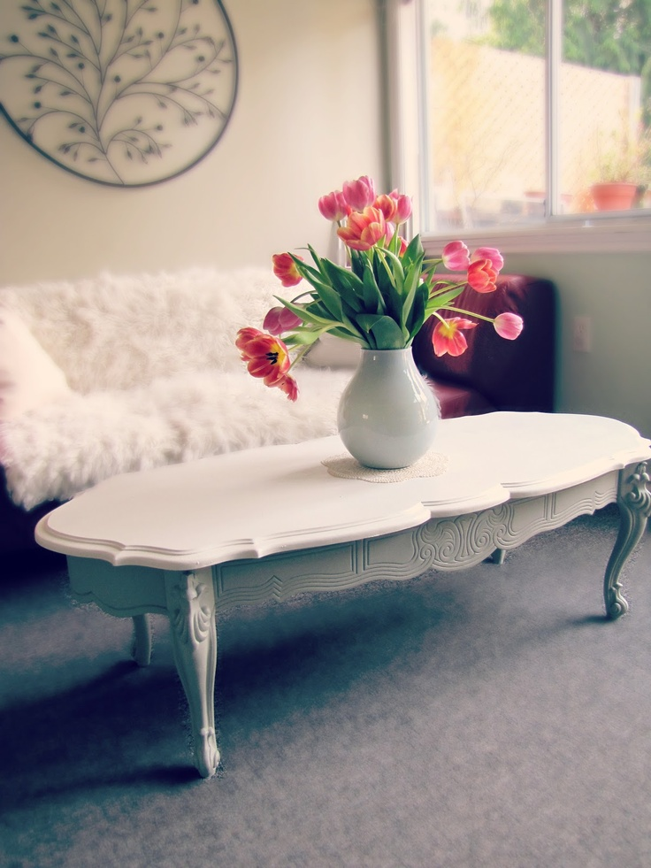 1000 Images About Coffee Tables On Pinterest Painted Coffee Tables White Chalk Paint And