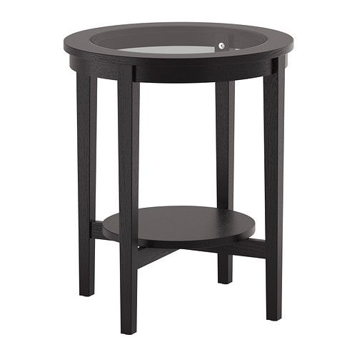 MALMSTA Side table IKEA Separate shelf for magazines, etc. helps you keep your things organized and the table top clear.