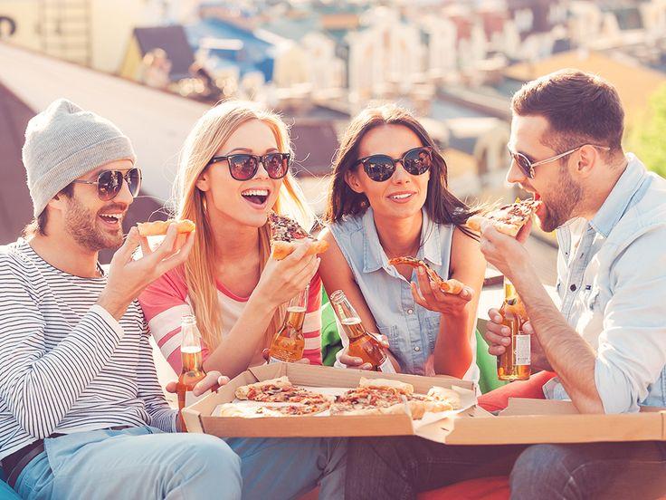 Si bien la pizza se originó en Italia, hoy es una de las recetas más populares del mundo! Te invitamos a conocer cuáles son las mejores del mundo! #PlatosDelMundo