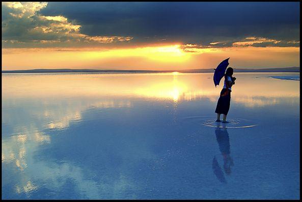Solt Lake -Turkey