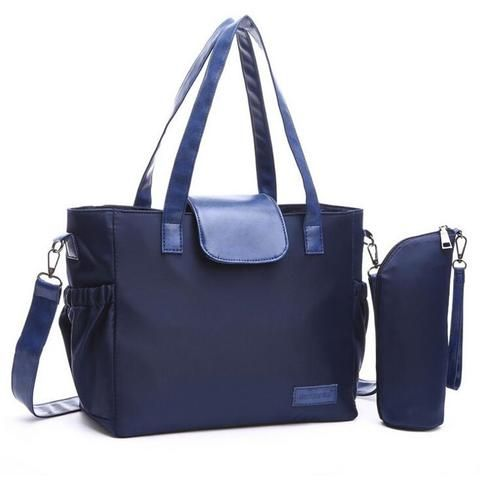 Sherpa Carry-On Tote Diaper Bag by Baby in Motion