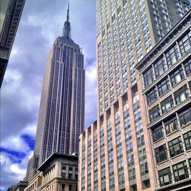 Midtown Manhattan in New York, NY - a starting place for great SEO services...