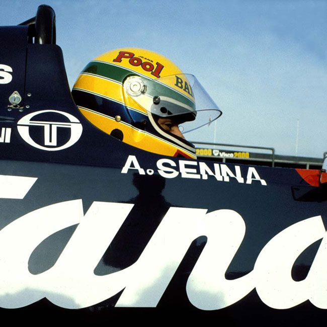 Pedal do Kusma: Os carros que Ayrton Senna pilotou na Fórmula 1 - 03° Toleman…