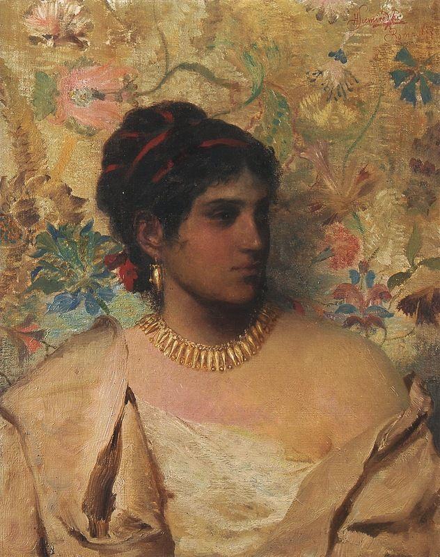 """Давно хотела написать про украшения XIX века в стиле «Археологическое Возрождение». Я уже касалась этой темы в посте Микромозаика XIX века: """"Из Италии с любовью!"""" , и…"""