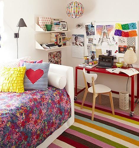 Dormitorio teen