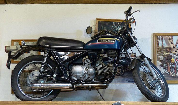 AMF Harley Davidson Sprint rt   by stkone