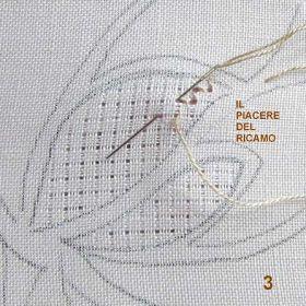Pleasure bordados: Centro Tutorial com vinhetas No 2