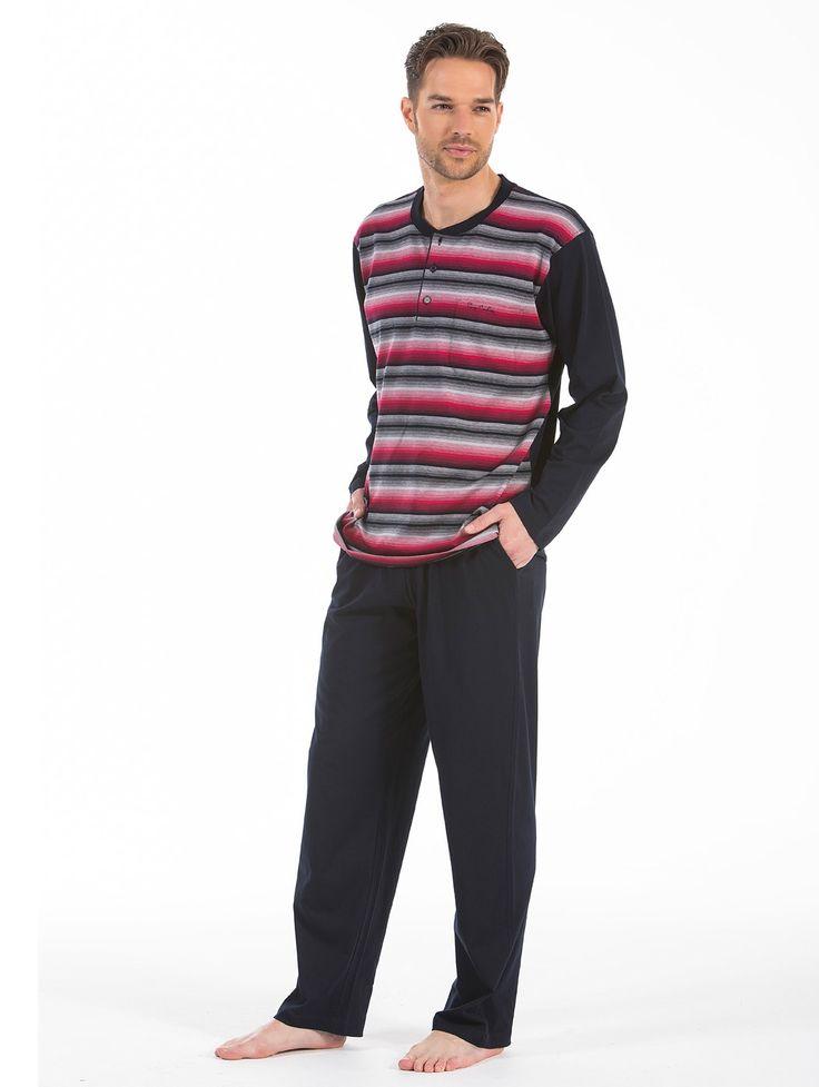 Pierre Cardin 5400 Erkek Pijama Takım   Mark-ha.com  #hediye #pierrecardin #erkekmodası #pijama #stylish #fashion #newseason #yenisezon #trend #moda