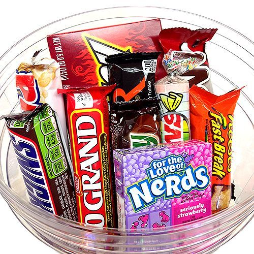 Graduation Candy Bar Poem Gift BucketNeed a fun and unique graduation gift? This candy-filled bucket with a congratulatory poem on the front, it says it all. It's the perfect graduation gift!