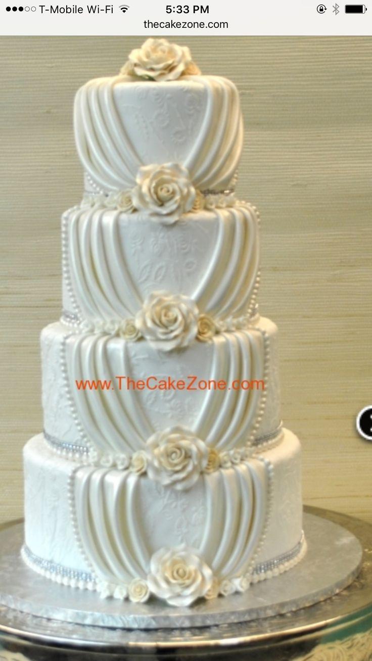 Pin by kristy landers niedenfuer on wedding cake ideas pinterest