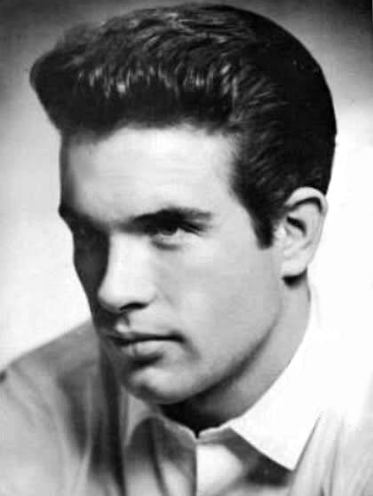 The legendary Warren Beatty