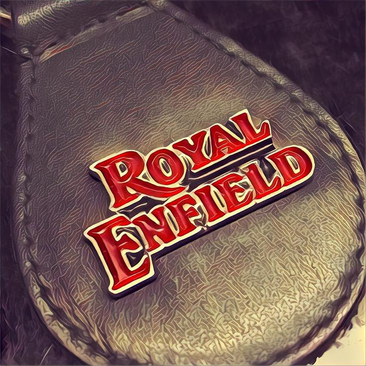Royal Enfield Key Fob
