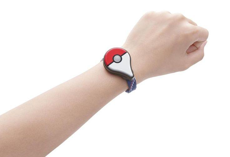 Pokemon GO Plus lada dzień na rynku