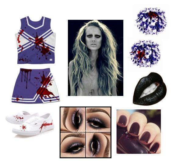 Best 25 Dead Cheerleader Costume Ideas On Pinterest  sc 1 st  Meningrey & Dead Cheerleader Halloween Costume - Meningrey