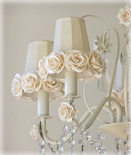 248 best images on pinterest chandeliers crafts and diy chandelier - Shabby Chic Chandelier