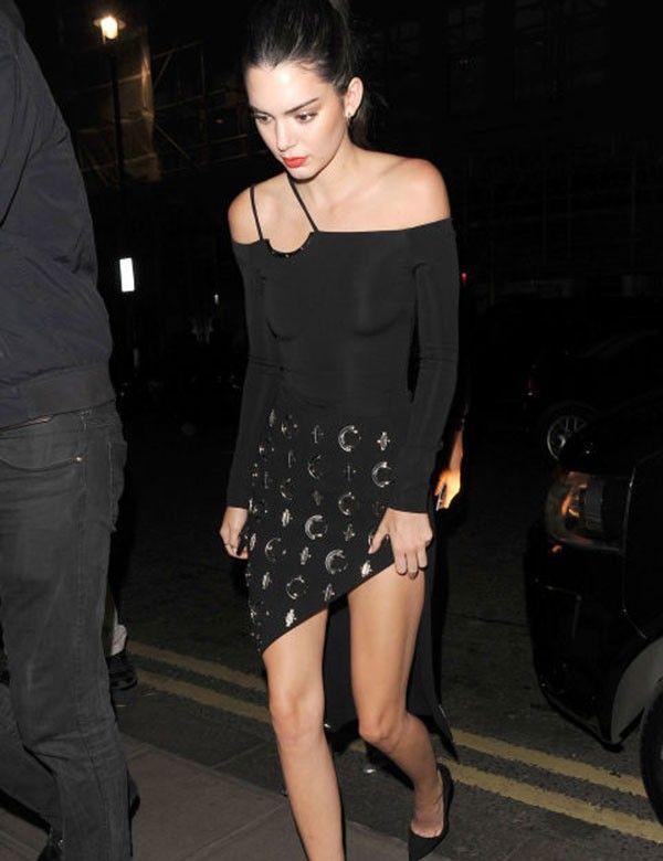 5 razones por las que Kendall Jenner no parece de la familia Kardashian