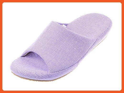 Bronze Times (TM) European Houndstooth Platform House Slippers (Purple) - Slippers for women (*Amazon Partner-Link)