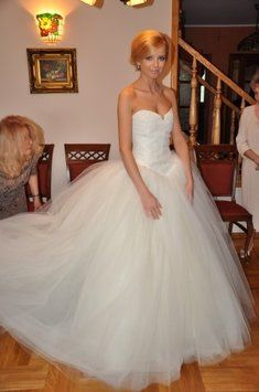 Tradesy Is A Resale Website Where You Can Find Pre Worn Designer Wedding Gowns Marked