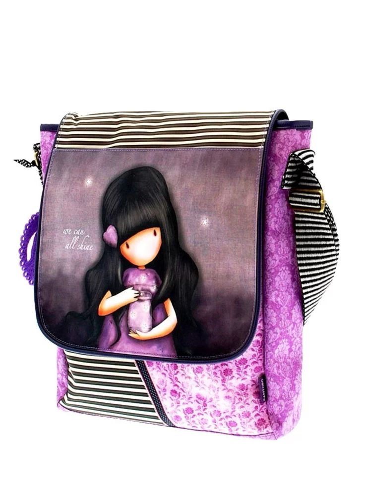 Really love these bags and want one. Santoro gorjuss bag