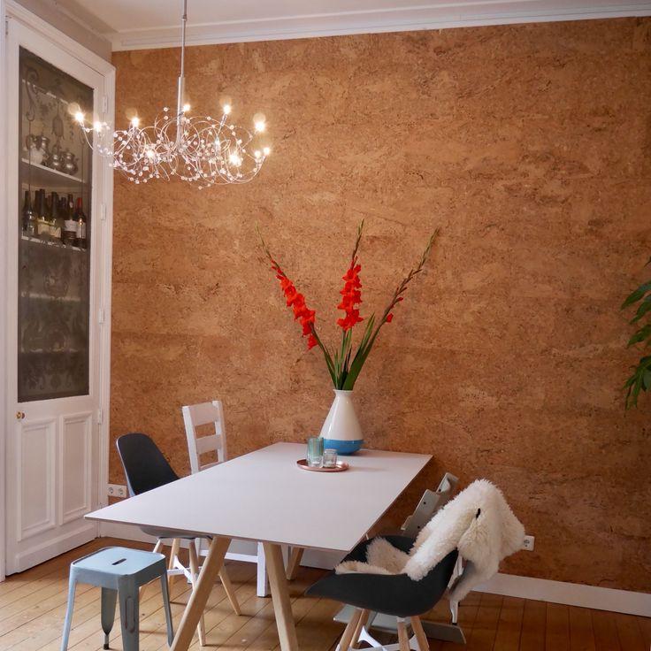 25 beste idee n over kurk muur op pinterest kantoor aan huis kantoorruimte ontwerp en - Deco entreehal ...