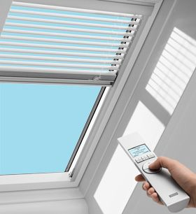 Venetian blinds for skylights  -  To connect with us, and our community of people from Australia and around the world, learning how to live large in small places, visit us at www.Facebook.com/TinyHousesAustralia