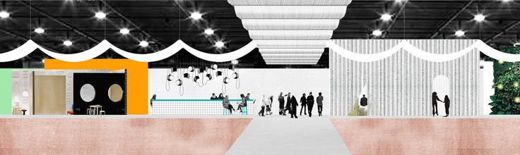 """Gallery of Office KGDVS Create """"Silver Lining"""" Scenography for Kortrijk's 25th Biennale Interieur - 7"""