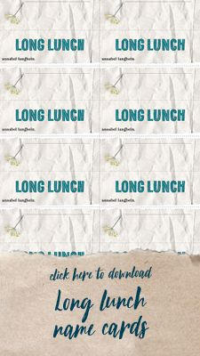 http://www.annabel-langbein.com/annabel/blog/long-lunch/