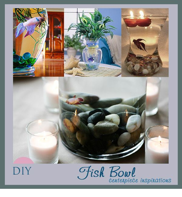 Best ideas about fish centerpiece on pinterest