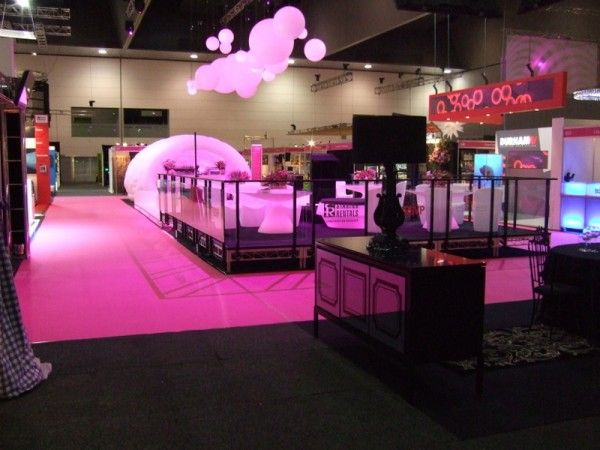 Carpet Hire Event Essentials Willy Wonka Rainbow Color