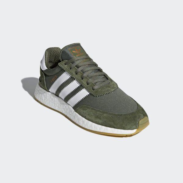 adidas I-5923 Boost Base Green