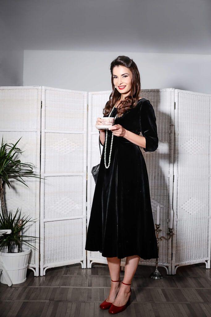 Back to 50s Look — Laura Călin