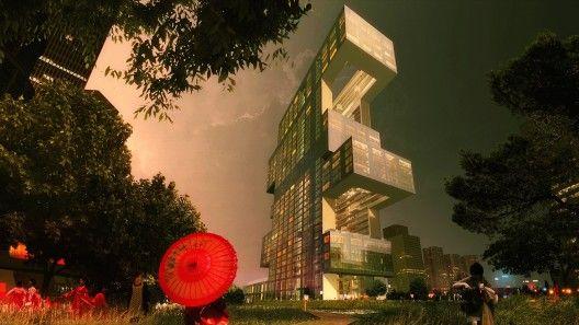 yongsan international business district project 6 / rex