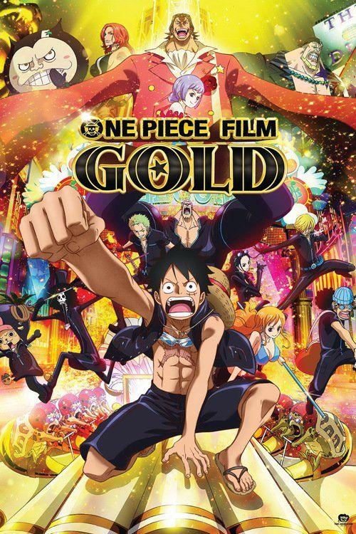 Watch One Piece Film: GOLD Full-Movie