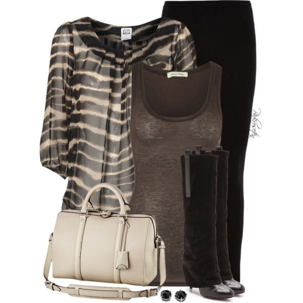 """Sheer Luck"" by pinkroseten on Polyvore"