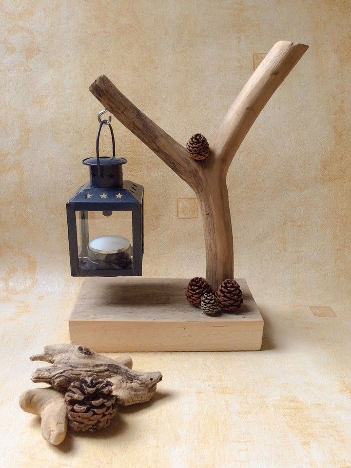15 Wooden Crafts Ideas That You Can Make For Your Home Decoration