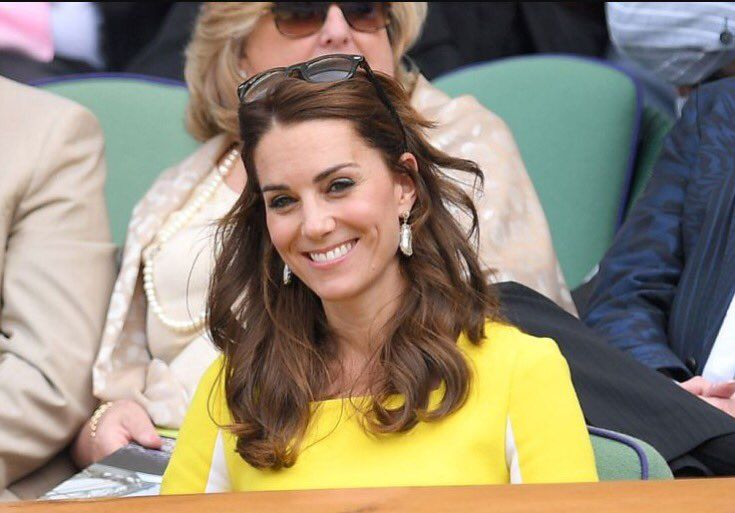 Emily Andrews (@byEmilyAndrews) on Twitter:  The Duchess of Cambridge has become the new patron for both the All-England Lawn Tennis and Croquet Club (AELTC) and the Lawn Tennis Association (LTA), taking over the patronages of Queen Elizabeth