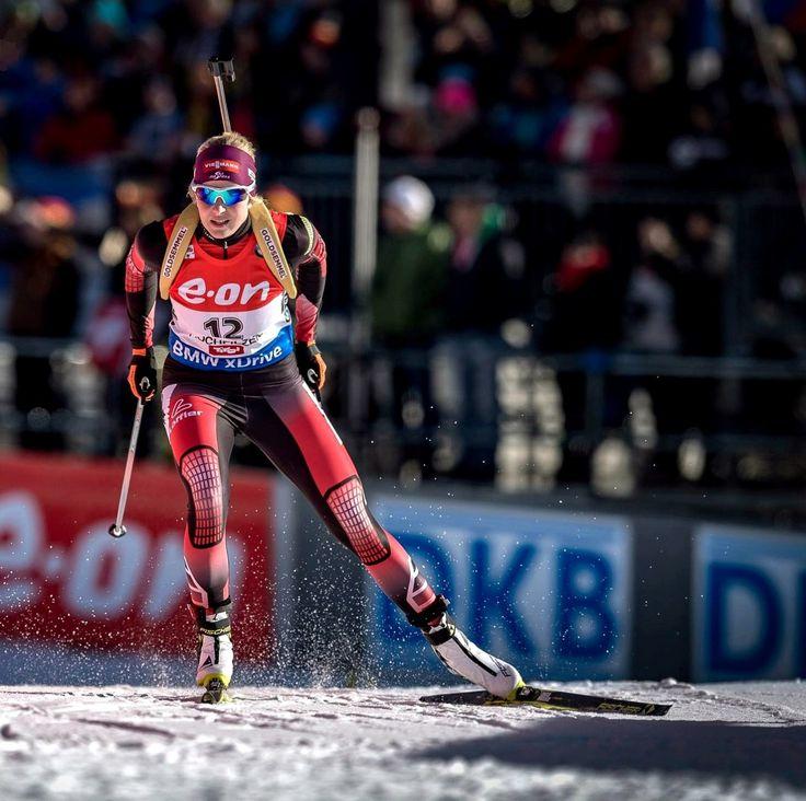 Lisa Theresa Hauser — österreichische Biathletin